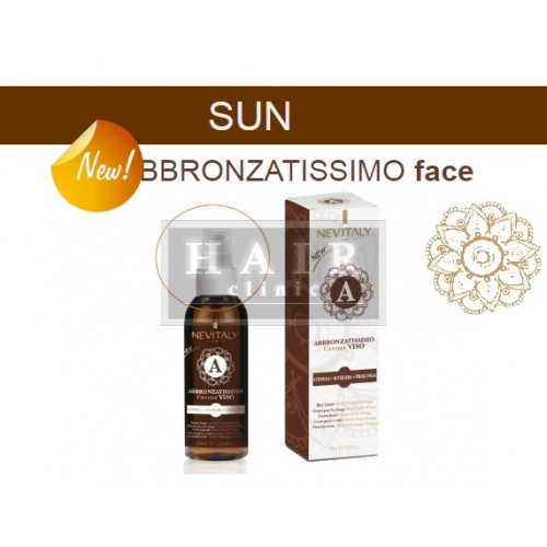 Nevita SUN Bronzer na tvár 60ml (vzorka)