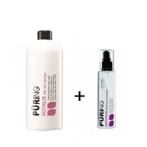 KeepColor SET šampón + olej