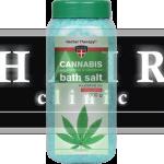 Soľ do kúpeľa Cannabis Rosmarinus 900g, PALACIO