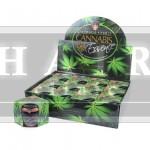 Sviečka PC Cannabis 85g, PALACIO