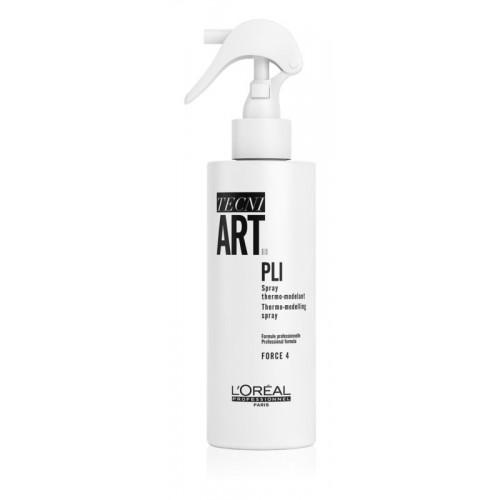 Loréal, TECNI ART Thermo a Modelling spray