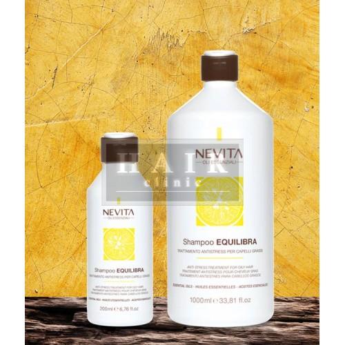 Equilibra šampón 200ml Nevita