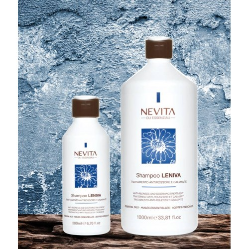 LENIVA šampón 1000ml Nevita