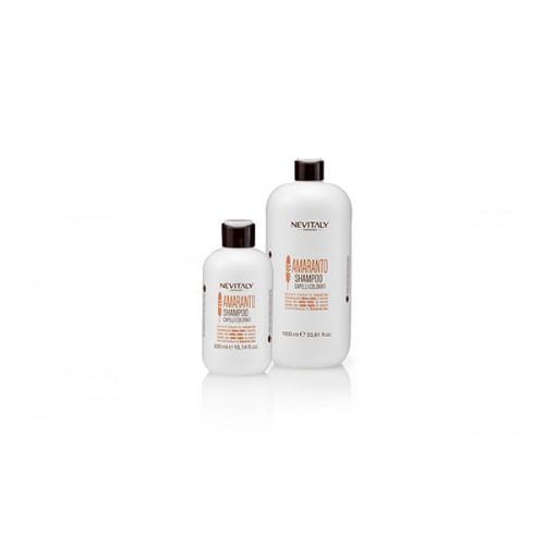 AMARANT šampón na farbený vlas 1L Nevita